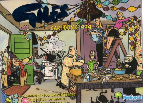 Giles Annual: The Express Cartoons, 1999, Fifty Second Series. GIFT PACK with Calendar.: Giles.