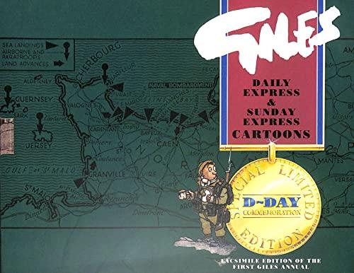 Giles Daily Express & Sunday Express Cartoons