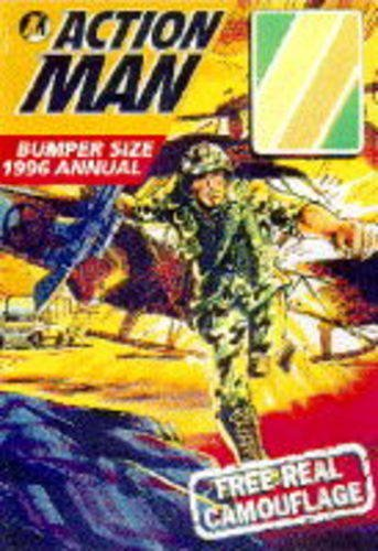 9781874507482: Action Man Annual 1996