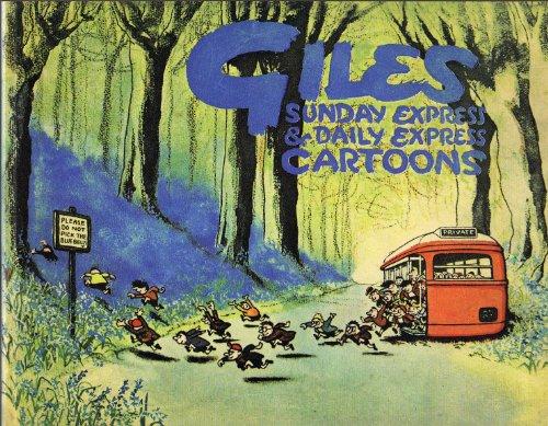 Cartoons: 3rd Series: Giles