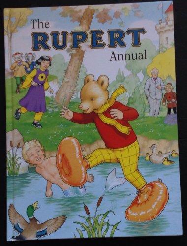 The Rupert Annual, No. 62: ANNUAL STAFF