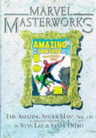 Marvel Masterworks: The Amazing Spiderman Volume 1: Lee Stan &