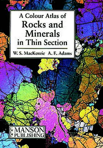 9781874545170: Rocks and Minerals in Thin Section: A Colour Atlas