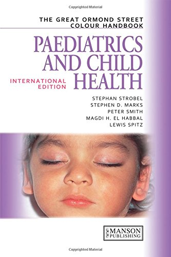 9781874545279: Great Ormond Street Colour Handbook of Paediatrics and Child Health