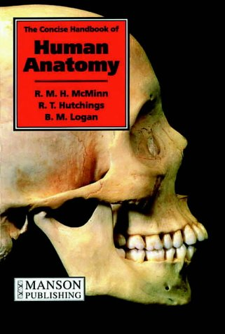 9781874545521: The Concise Handbook of Human Anatomy