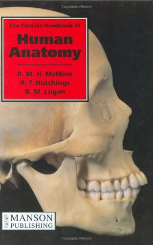 9781874545521: The Concise Handbook of Human Anatomy