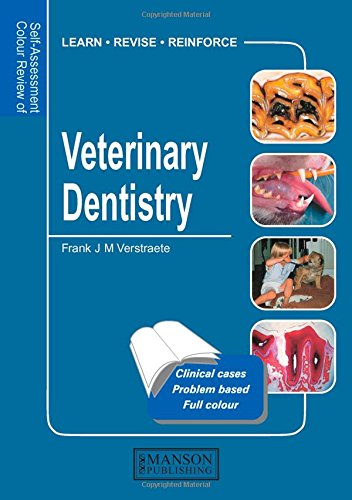 9781874545934: Veterinary Dentistry: Self-Assessment Color Review (Veterinary Self-Assessment Color Review Series)