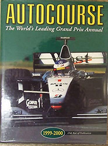 Autocourse: The World's Leading Grand Prix Annual 1999-2000, Henry, Alan