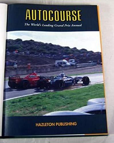 9781874557470: Autocourse: The World's Leading Grand Prix Annual : 1997-98