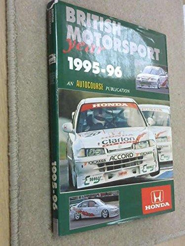9781874557616: British Motorsport Year, 1995-96
