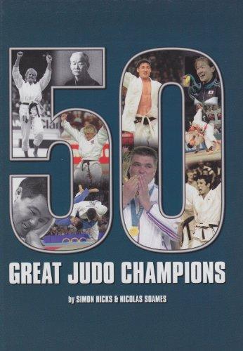 50 Great Judo Champions: Simon Hicks