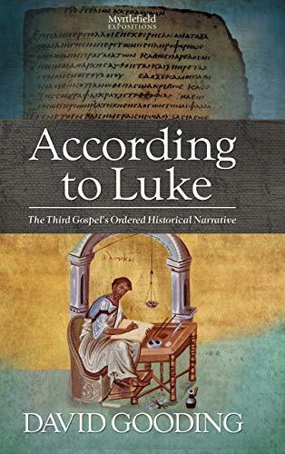 9781874584254: According to Luke