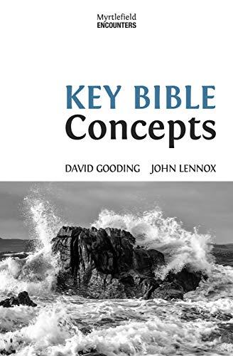 9781874584452: Key Bible Concepts: Volume 1 (Myrtlefield Encounters)
