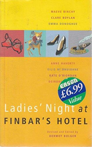 9781874597827: Ladies' Night at Finbar's Hotel