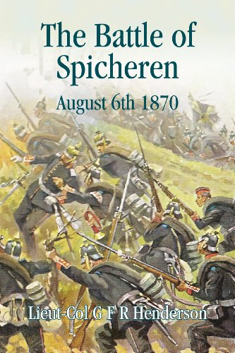 9781874622444: Battle of Spicheren: August 1870