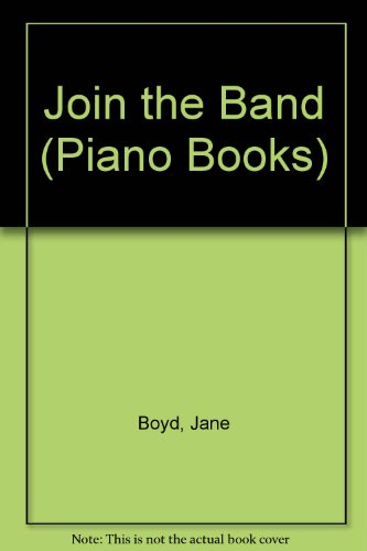 9781874644897: Join the Band (Piano Books)