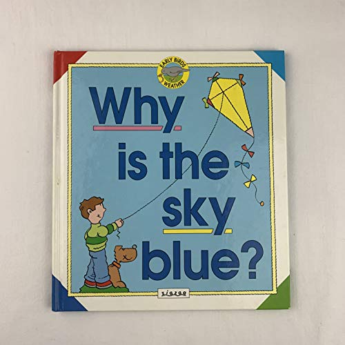 9781874647843: Why is the Sky Blue?