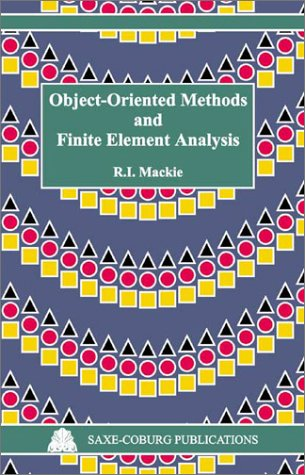 9781874672081: Object-Oriented Methods and Finite Element Analysis