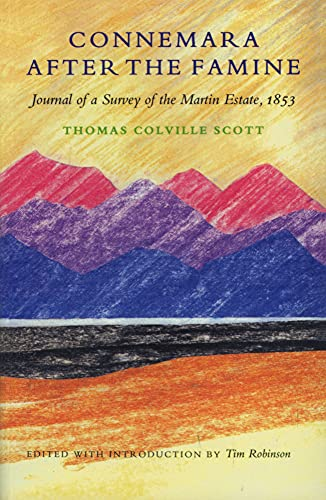9781874675693: Connemara After the Famine: 1853 Journal of a Survey of the Martin Estate
