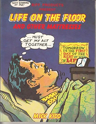 9781874687313: Life on the Floor and Other Mattresses: A Biff Cartoon Autobiography (Humour)