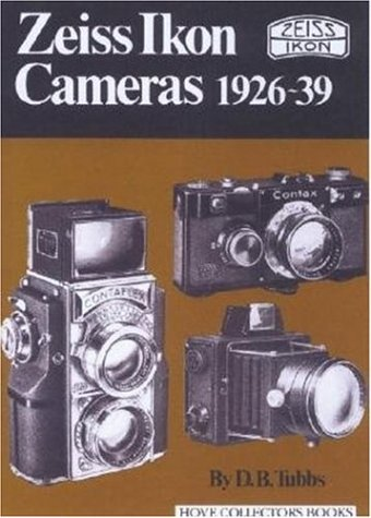 9781874707011: Zeiss Ikon Cameras 1926-39 (Hove Collectors Books)