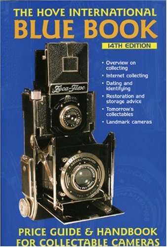 9781874707363: Hove International Blue Book: Price Guide & Handbook for Collectable Cameras