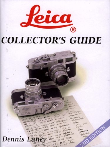 9781874707387: Leica Collectors Guide (History of Leica Cameras S.)