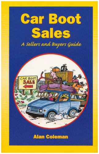 9781874718574: Car Boot Sales: A Sellers' and Buyers' Guide