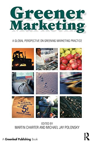 Greener Marketing : A Global Perspective on