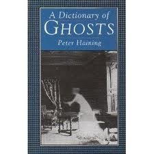 9781874723264: A dictionary of ghosts