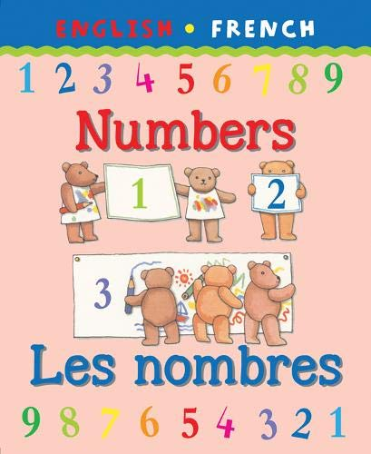 9781874735007: Numbers/Les Nombres (Bilingual First Books)