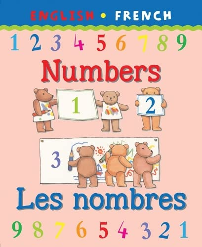 9781874735007: Numbers/Les Nombres (Bilingual First Books) (English and French Edition)