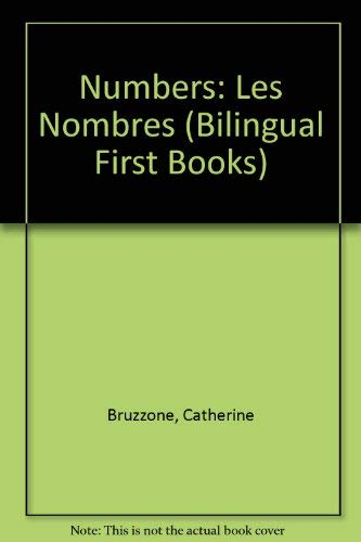 9781874735052: Numbers: Les Nombres (Bilingual First Books)
