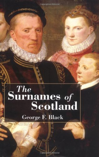 9781874744832: The Surnames of Scotland: Their Origin, Meaning and History