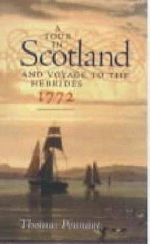 9781874744887: A Tour in Scotland and Voyage to the Hebrides, 1772