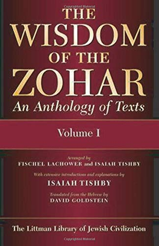 9781874774280: The Wisdom of the Zohar: An Anthology of Texts