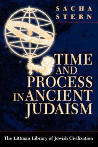 9781874774952: Time and Process in Ancient Judaism (Littman Library of Jewish Civilization)