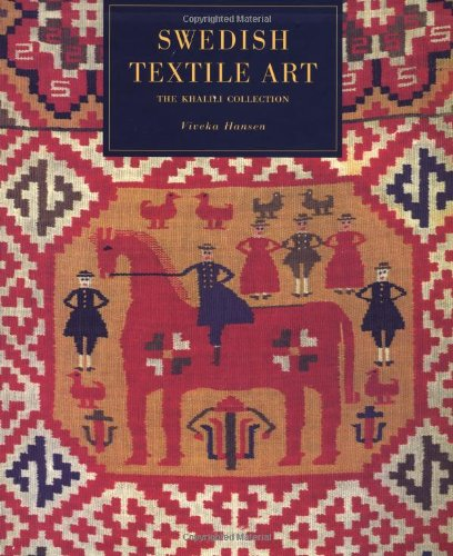 9781874780076: SWEDISH TEXTILE ART: Traditional Marriage Weavings from Scania (The Nasser D. Khalili Collection of Swedish Textile Art)