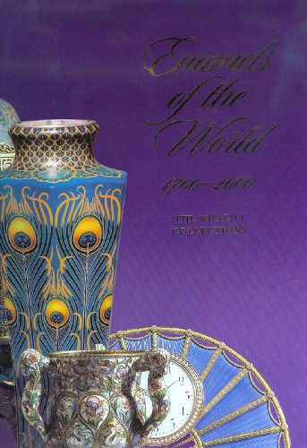 9781874780175: Enamels of the World 1700-2000 (Studies in the Khalili Collection)