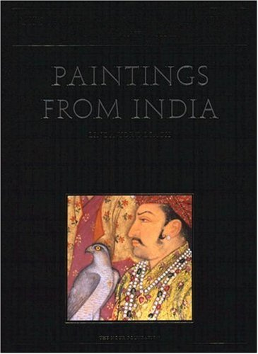 Paintings from India (Hardback): Linda York Leach