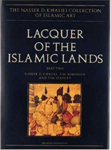 22: Lacquer of the Islamic Lands, part: Nasser Khalili