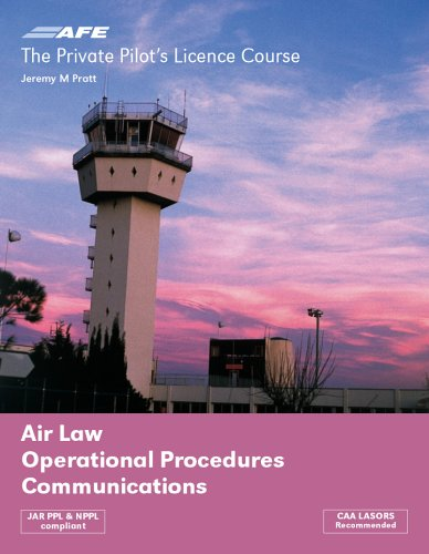 9781874783138: The Private Pilots Licence Course: v. 2: Air Law, Operational Procedures, Communications