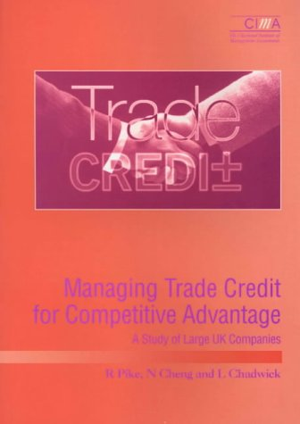 trade credit management for competitive advantage Human resources: key to competitive advantage thomas f cummings impact on hr management and the five that will have the most impact in the future although.