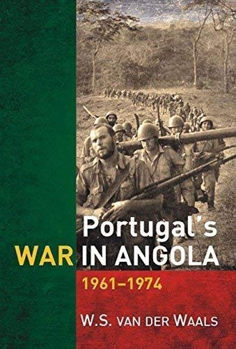 9781874800514: Portugal's War in Angola, 1961-74
