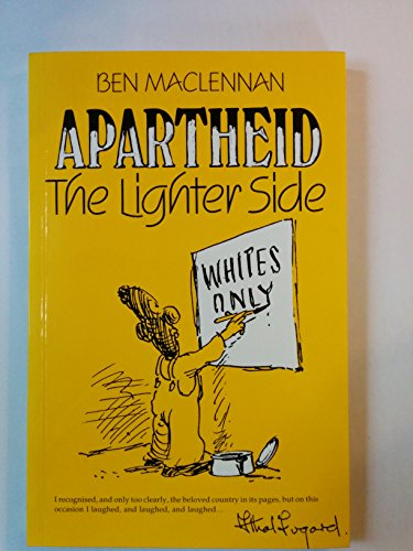 9781874812036: Apartheid the lighter side