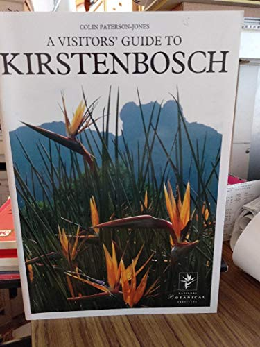 9781874907138: A Vistor's Guide to Kirstenbosch