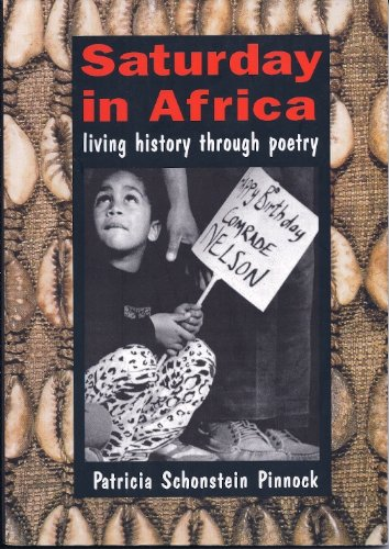 9781874915058: Saturday in Africa: Living history through poetry