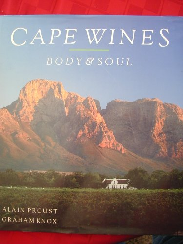 9781874950318: Cape Wines: Body and Soul
