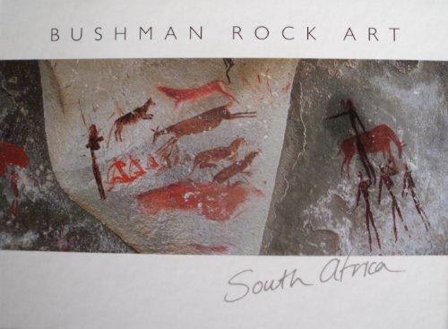 9781874964230: Bushman Rock Art