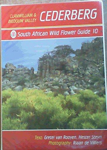 South African Wild Flower Guide: Cederberg -: Rooyen, G.Van; Steyn,